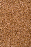 Dark cork board Stock Image