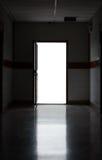 Dark corridor  Royalty Free Stock Photo