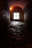Dark corridors of time Stock Photography