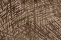 Dark crayon background Royalty Free Stock Image