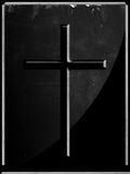 Dark cross Stock Photos