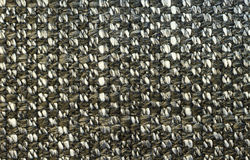 Dark detailed fabric texture Royalty Free Stock Image