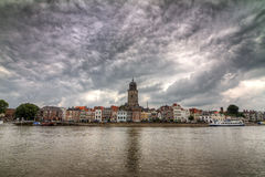 Dark Deventer Stock Photography