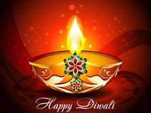 Dark Diwali Background Royalty Free Stock Photography