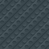 Dark dots walpaper. 3d seamless background. Vector EPS10 Stock Photo