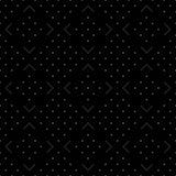 Dark dotted seamless background royalty free stock photos