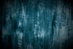 Dark Dramatic Wall as Background Royalty Free Stock Photos