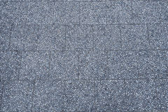 The dark and dusty concrete pavement background Royalty Free Stock Image