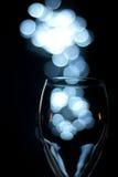 Dark en glas Royalty-vrije Stock Afbeelding