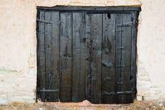 Dark entrance Stock Images