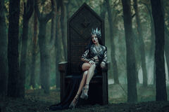 Free Dark Evil Queen Royalty Free Stock Photography - 74095247