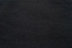 Dark fabric texture detail Royalty Free Stock Photos