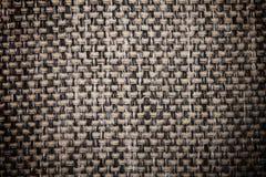 Dark fabric texture Stock Photo