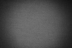 Dark fabric texture Stock Photography