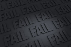 Dark Fail Background Stock Images