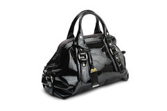 Dark female bag-3 Stock Photography