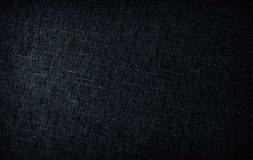 Dark fibrous textile background Stock Image