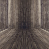 Dark floor wood plank wall texture background Royalty Free Stock Image