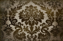 Dark  floral background Stock Photos