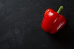 Dark Food Background Pepper Stock Images