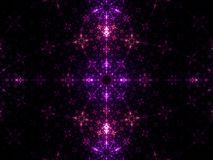 Dark fractal background Royalty Free Stock Photography