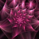 Dark fractal Stock Images