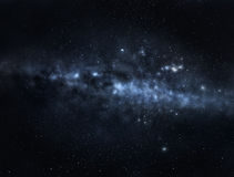 Dark galaxy Stock Images