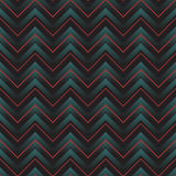 Dark geometric seamless pattern Stock Photos