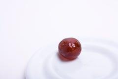 Dark Glace Cherry Stock Photo