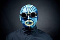 Dark goggles Royalty Free Stock Photography