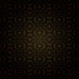 Dark gold pattern Stock Images