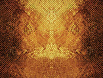Dark gold texture background Stock Images