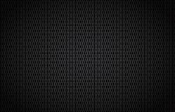 Dark gradient grille vector background. Grille vector background. Dark mesh background for banners and techno ads royalty free illustration