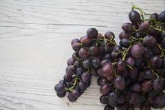 Dark grapes Royalty Free Stock Image