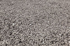 Dark gravel background Stock Photos