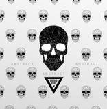 Dark Graveyard Background vector illustration