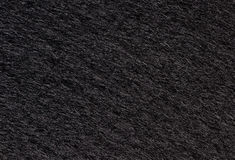 Artificial fiber background. Dark gray artificial fiber background Royalty Free Stock Image