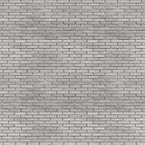 Dark gray brick wall seamless texture Stock Photo