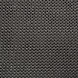 Dark gray fishnet cloth Stock Image