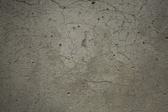 Dark gray grunge concrete wall royalty free stock images