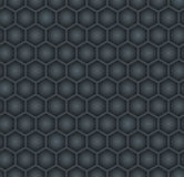 Hexagonal seamless pattern Royalty Free Stock Photo