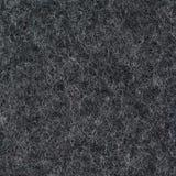 Dark gray melange felt Royalty Free Stock Images