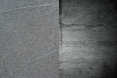 Dark gray natural fabric texture for the background. Stock Photography