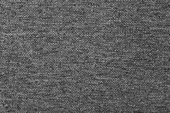 Dark  gray natural linen fabric texture for the background. Royalty Free Stock Images