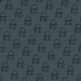 Dark gray padlocks wallpaper. Stock Photography