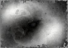 Dark gray watercolor background, monochrome screen saver. Abstract black background with scratches. Vintage grunge background. Texture elegant monochrome vector illustration