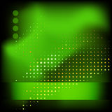 Dark green background Royalty Free Stock Photos