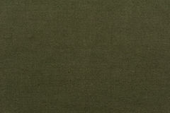 Dark Green fabric Royalty Free Stock Photo
