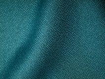 Dark green fabric sample. Dark green fabric texture sample for interior design Royalty Free Stock Photo
