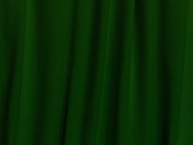 Dark green fabric texture Royalty Free Stock Image